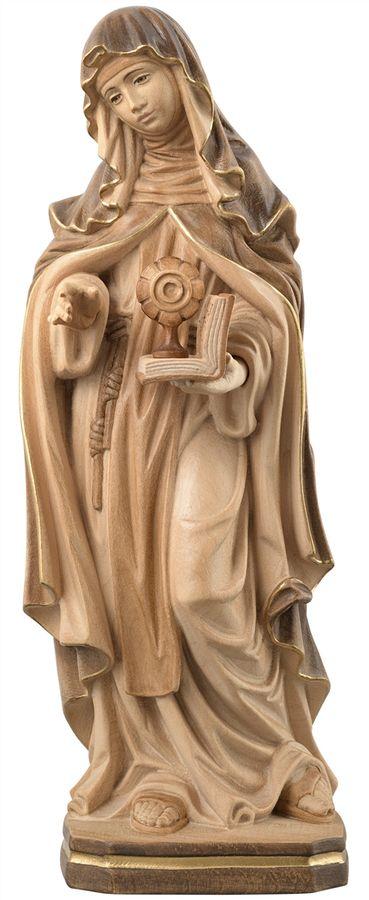 heiligenfiguren aus holz - heilige figur holzgeschnitzt